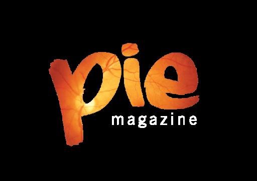 Logo Pie Magazine