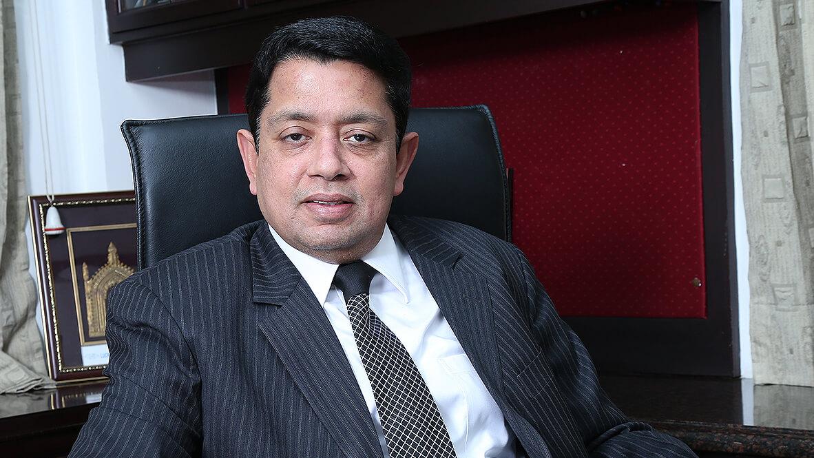 Dr D Ramamurthy