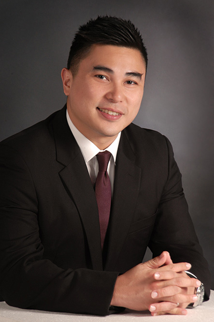 Dr Marcus Ang