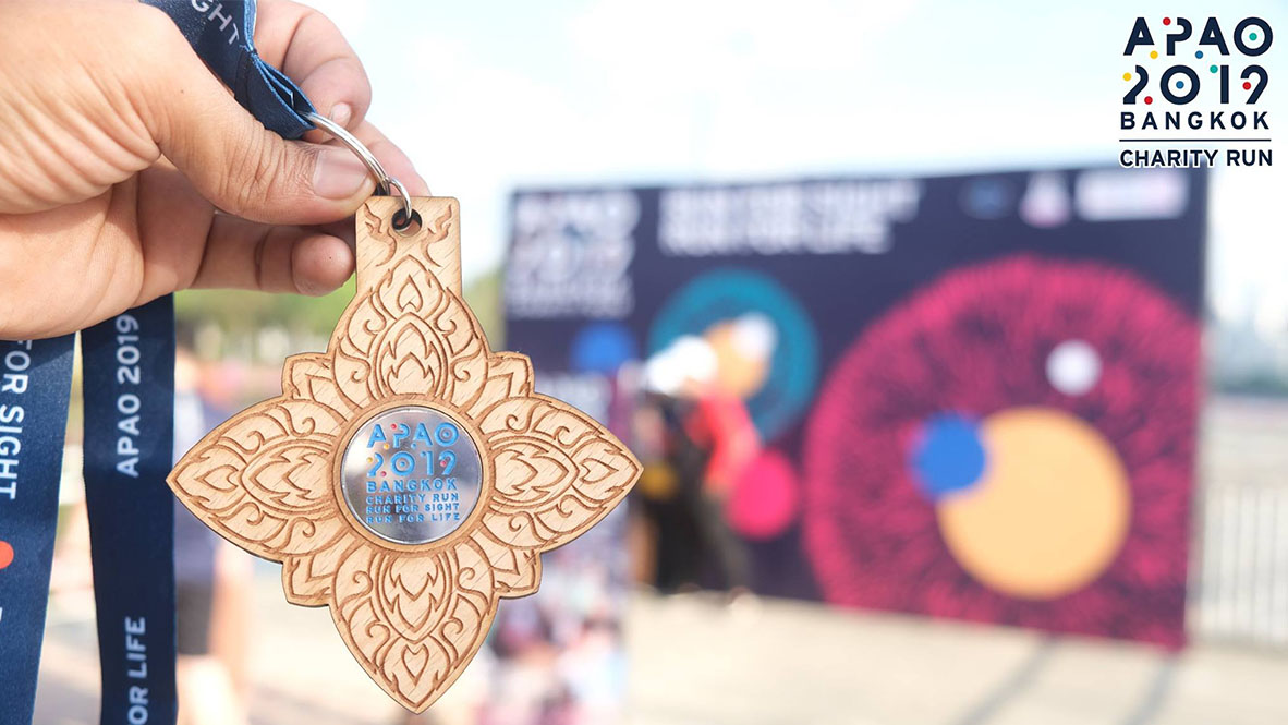 Medal Backdrop