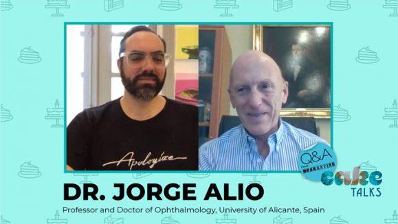 Dr. Jorge Alio video