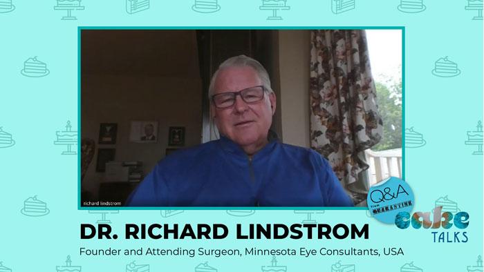 Dr. Richard Lindstrom