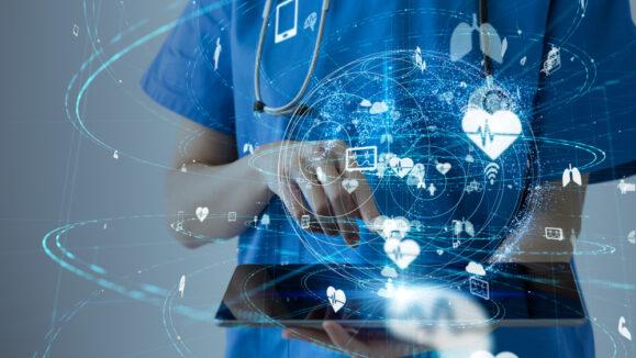Medical,Technology,Concept.