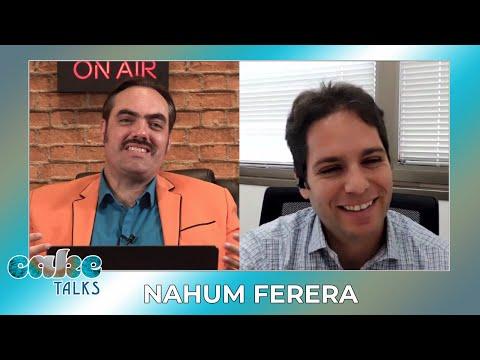 Cake talks Nahum Ferera