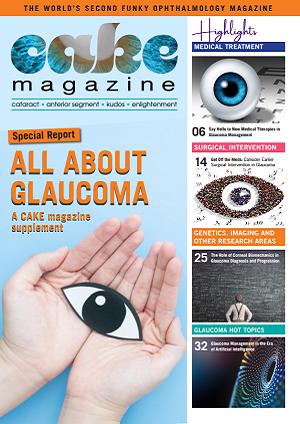 Glaucoma Special Report