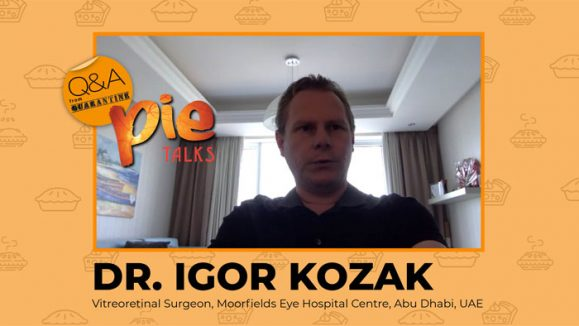 Dr. Igor Kozak video