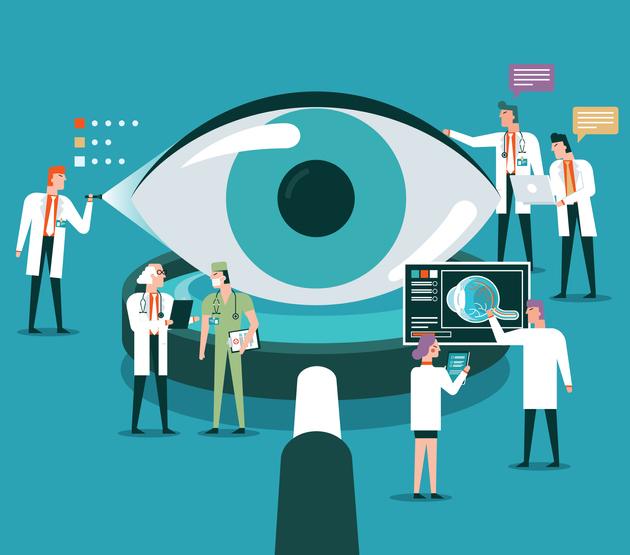 All Eyes on the Retina Innovation Showcase