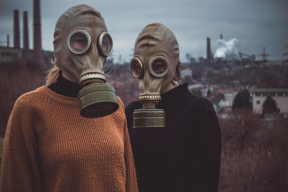 Air Pollution Linked With AMD Risk
