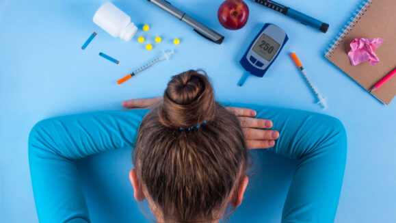 Diabetes.,Diabetes,Concept.,Tired,Of,Diabetes,,High,Sugar,,Disease.,Diabetic